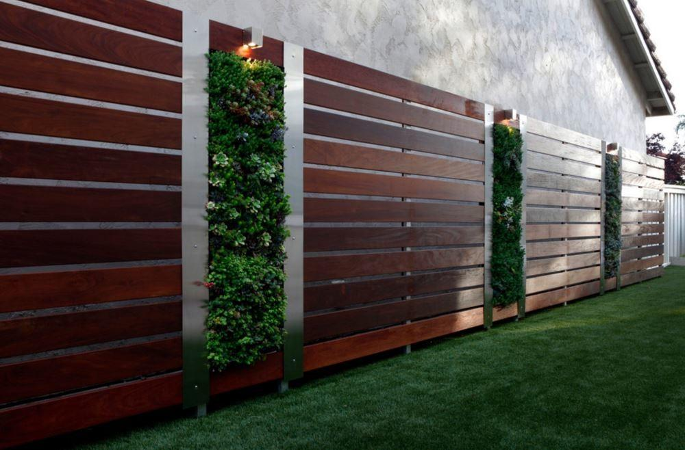 Think Green Vertical Garden Ideas Interior Design