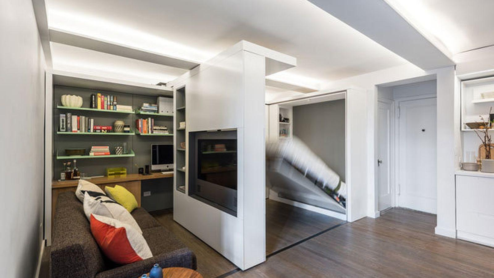 Thinks Movable Walls Can Solve Your Tiny Apartment