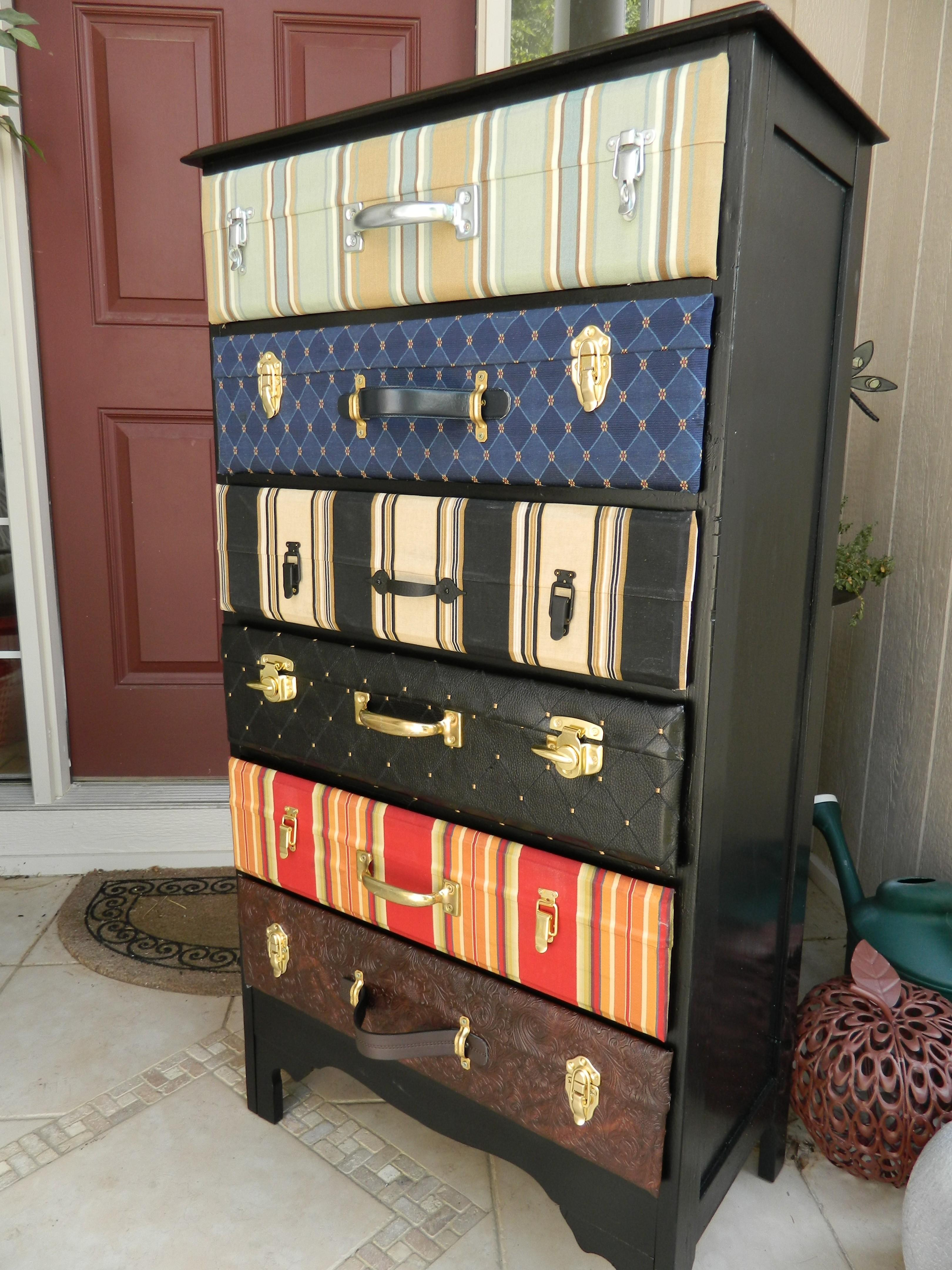 Third Installment Dresser Upcycle Project