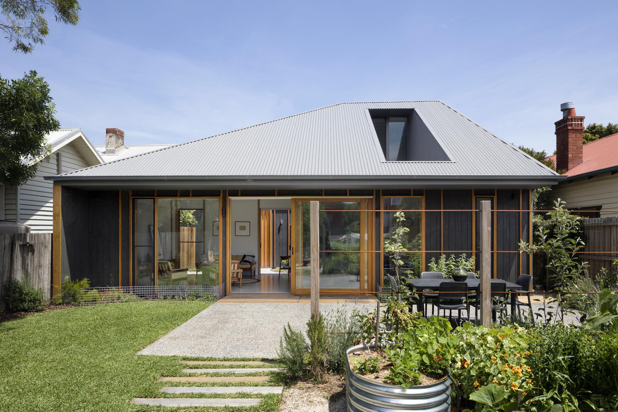 Thornbury House Bent Architecture Archdaily