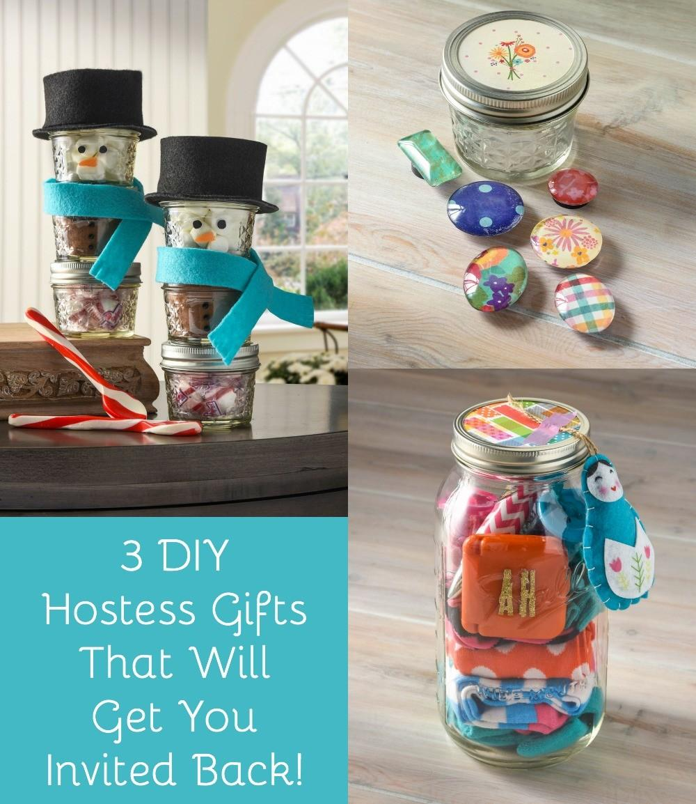 Three Hostess Gifts Get Invited Back Mod