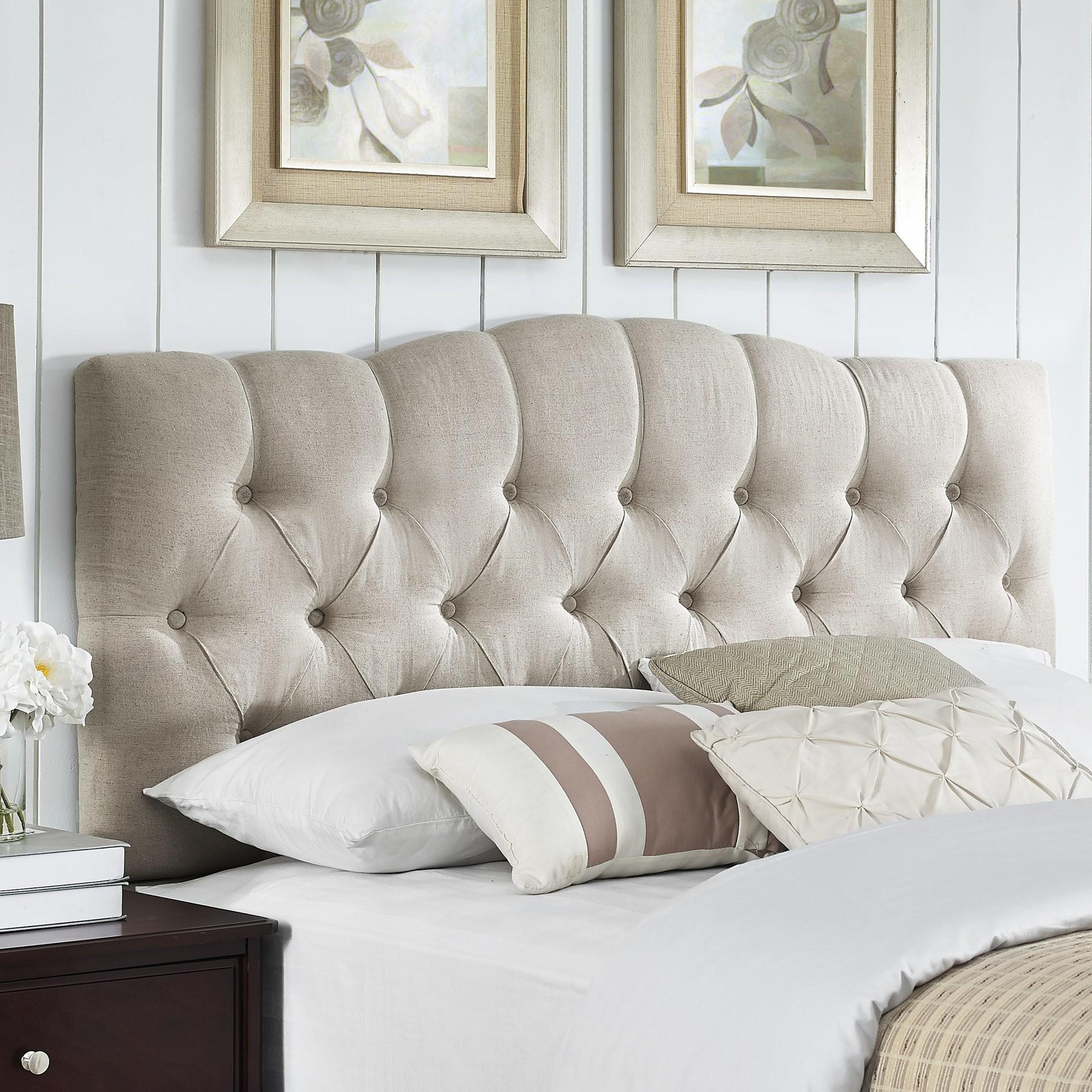 Three Posts Cleveland Upholstered Panel Headboard