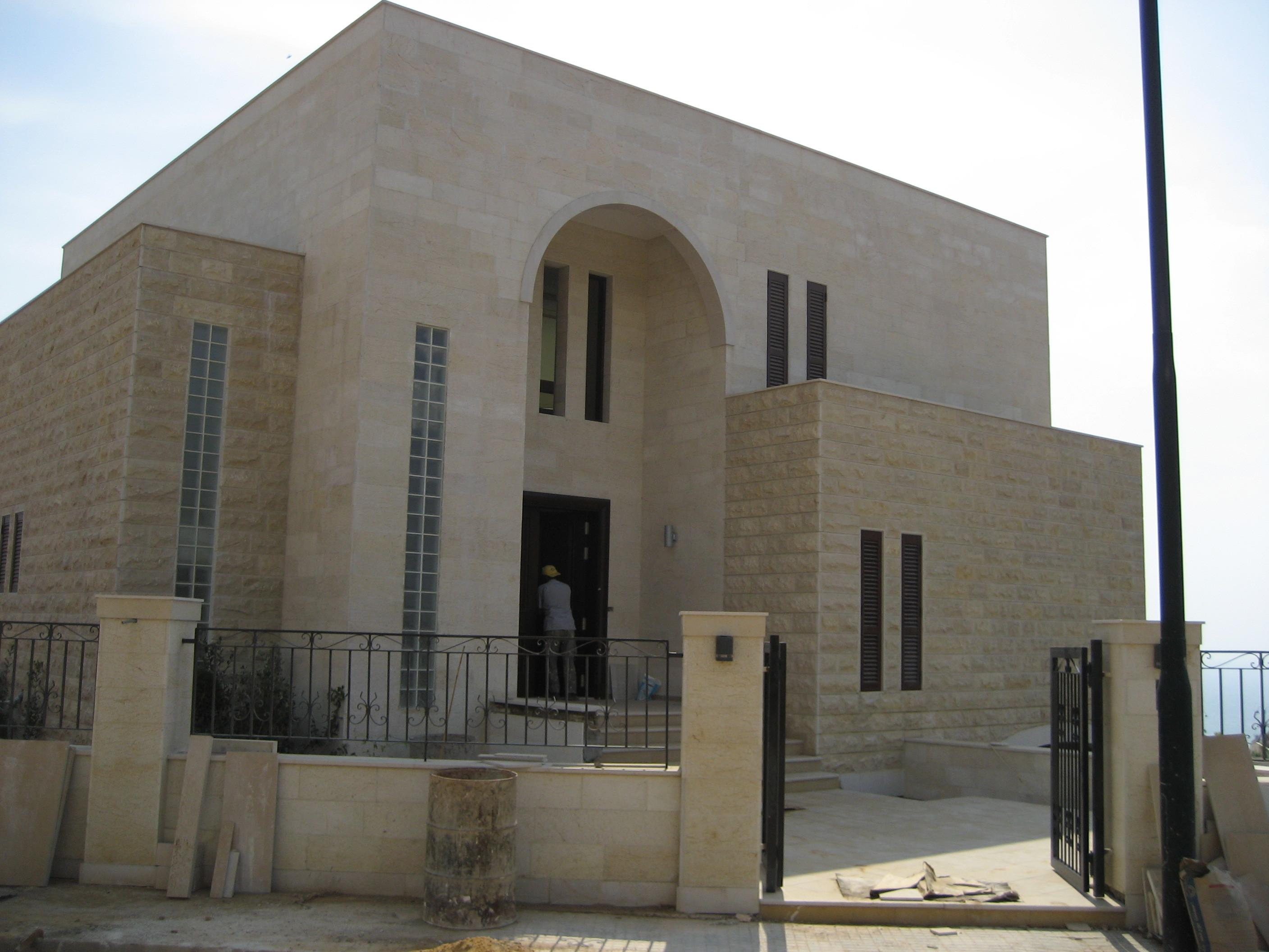Three Storey Private Villa Lebanon Jameel Khalfan