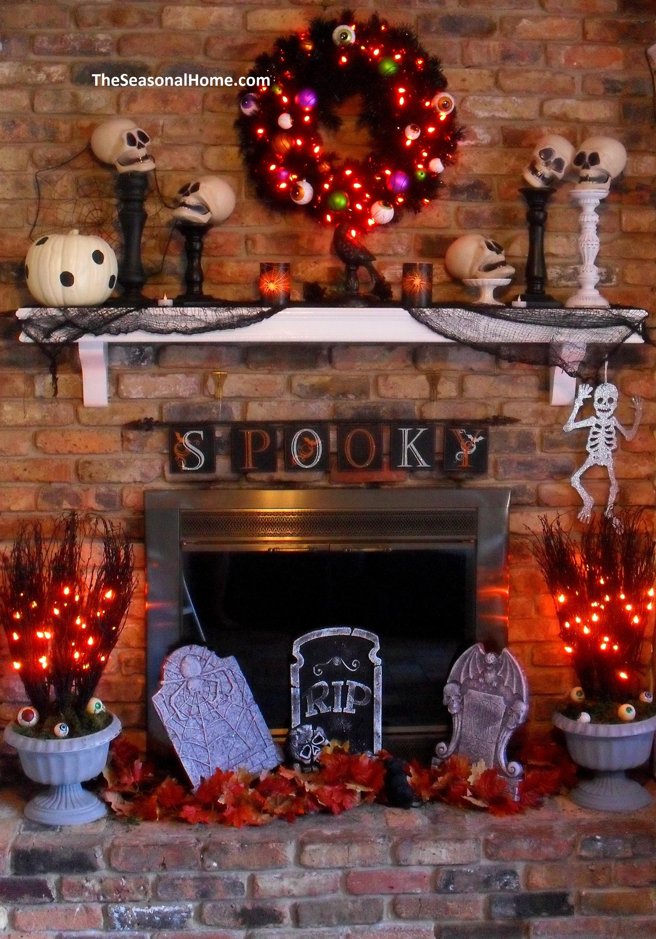 Thrifty Decorating Theme Halloween Seasonal Home