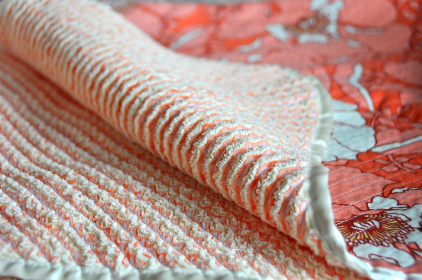 Thueson Chenille Baby Blanket