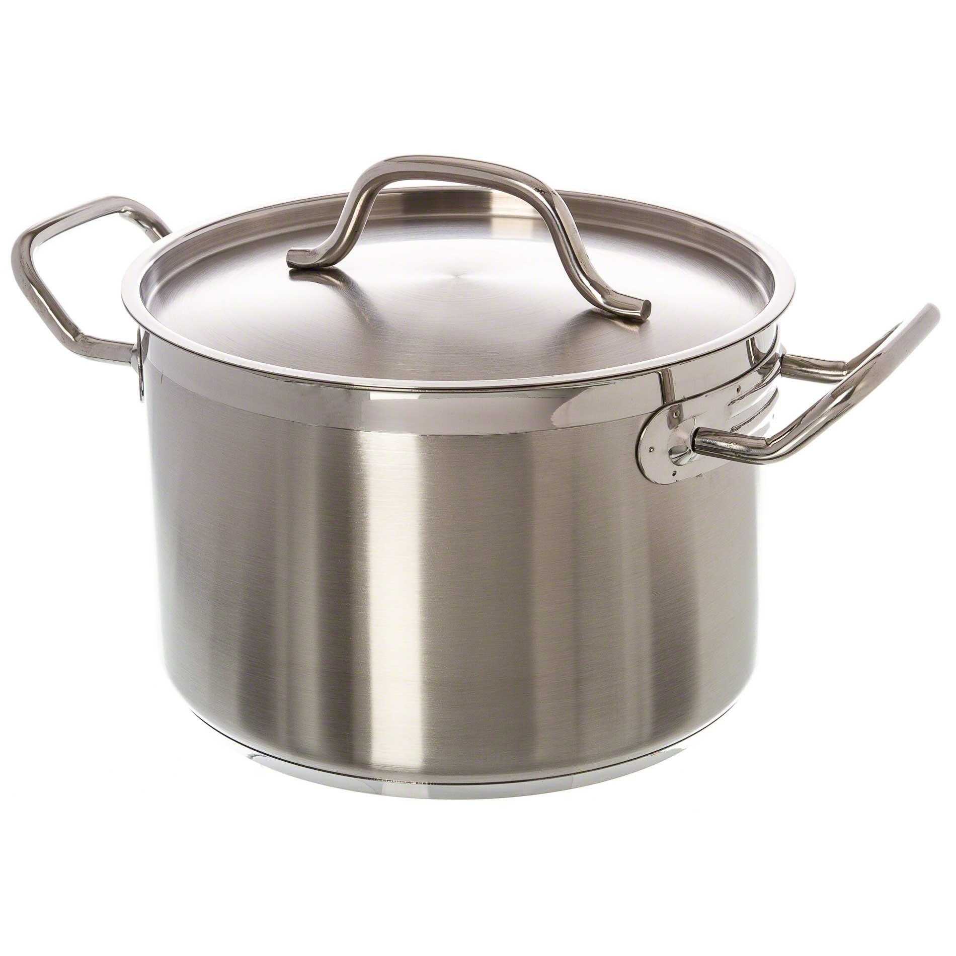 Thunder Group Slsps008 Stainless Steel Stock Pot