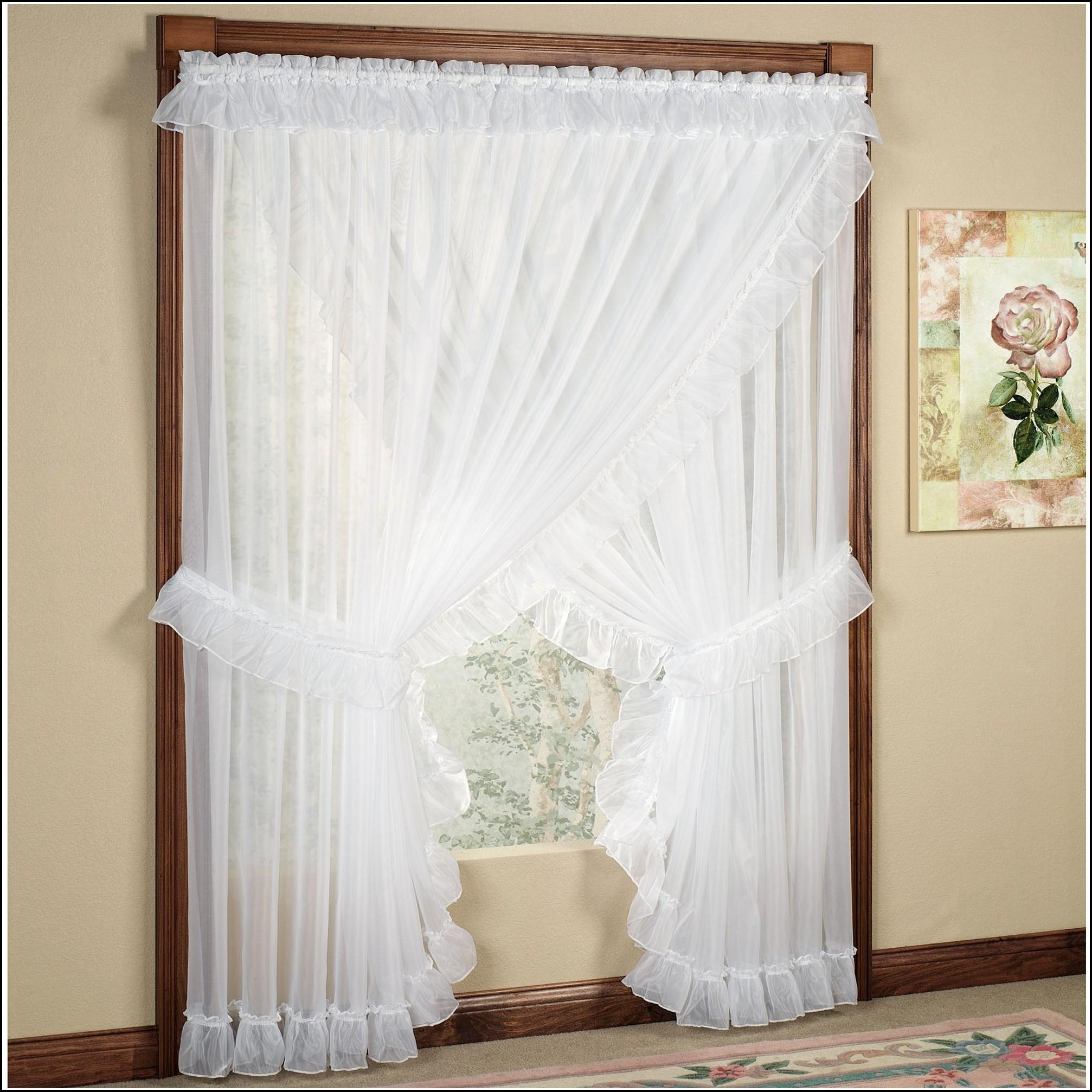 Tiebacks Sheer Curtains Home Design