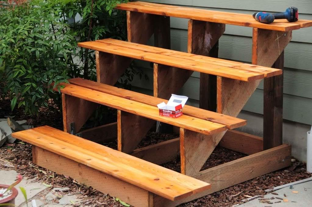 Tiered Plant Stand Ideas Homy Design