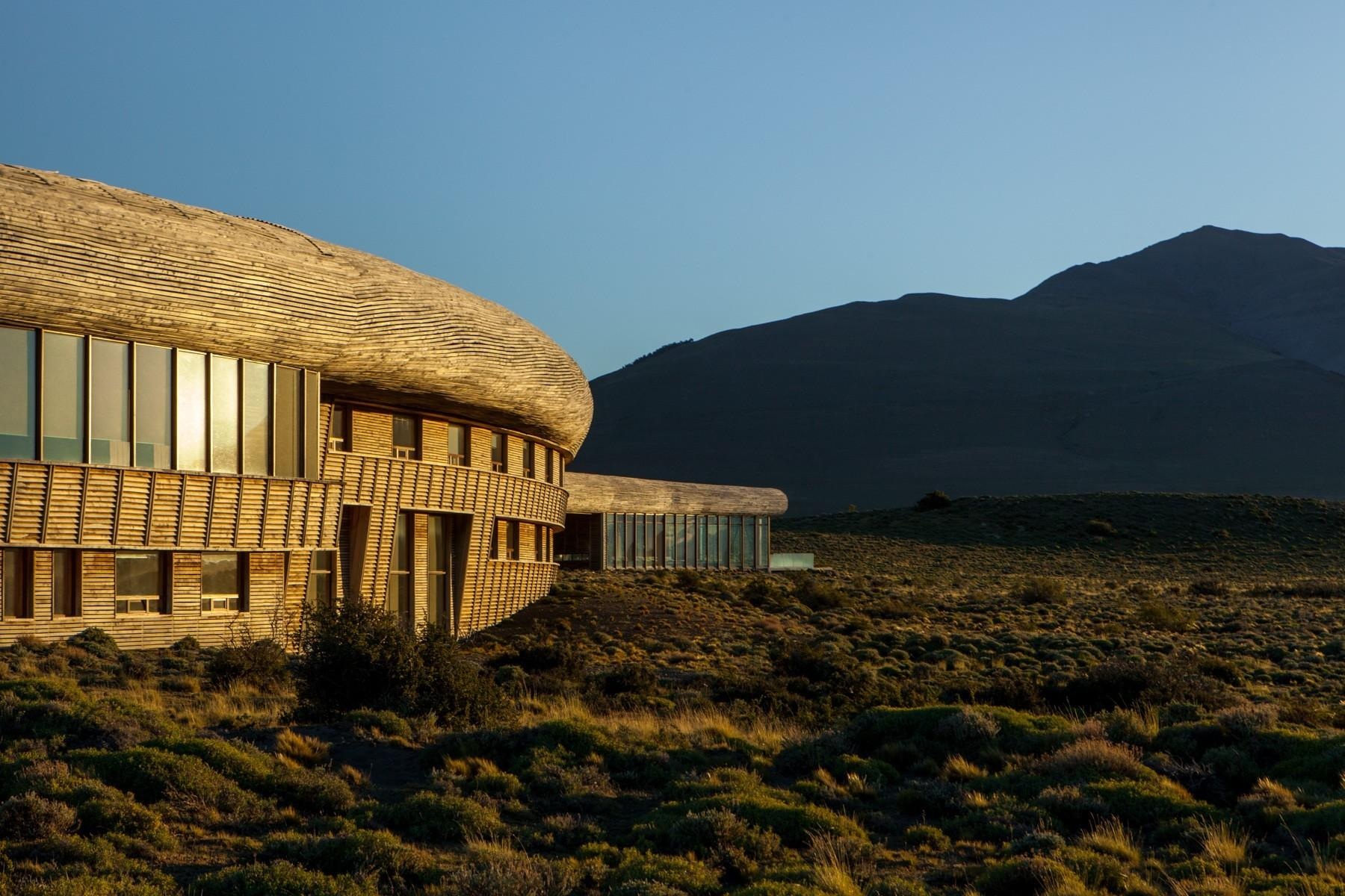 Tierra Patagonia Architectural Photography James Florio