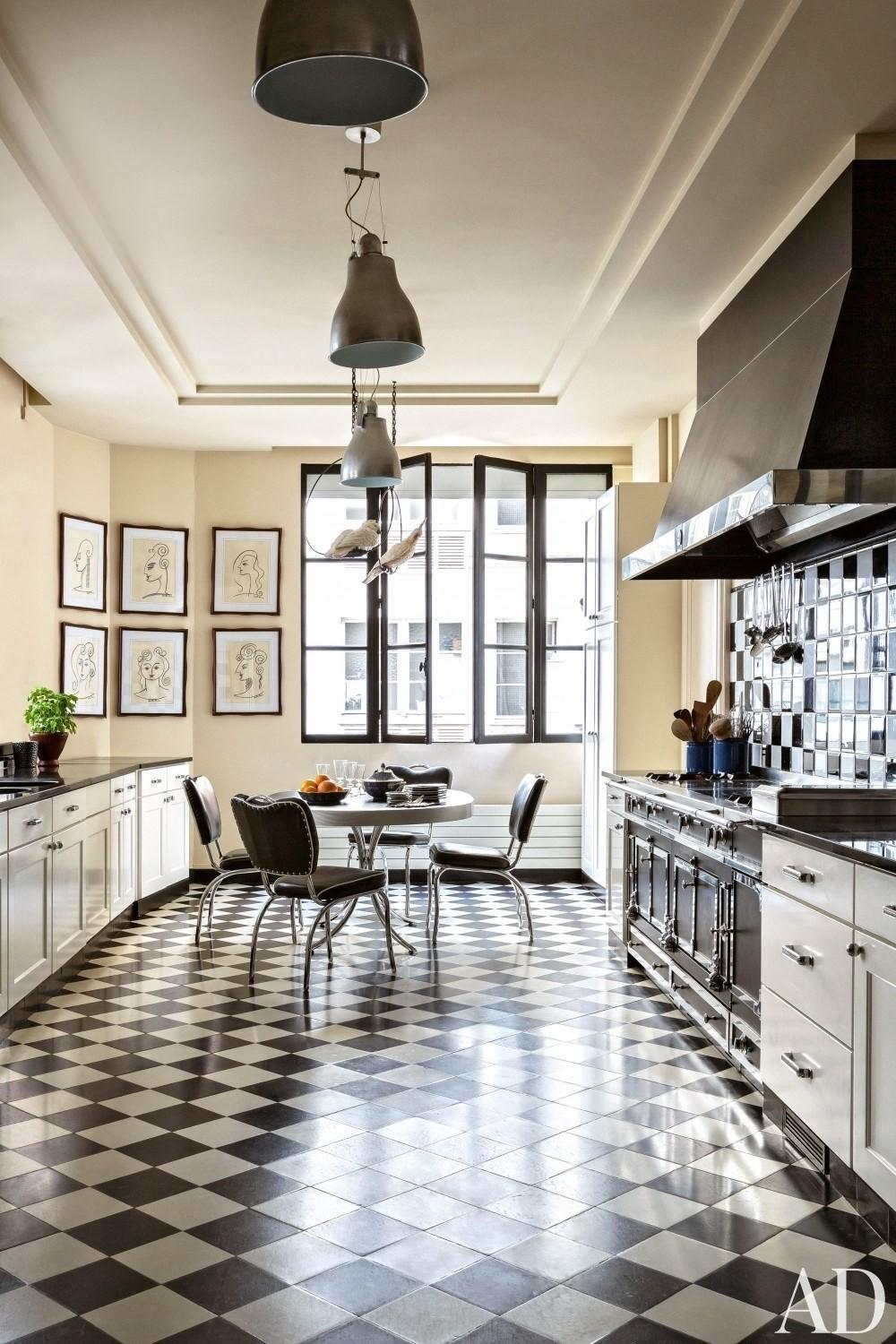 Tile Flooring Ideas Every Space Architectural Digest