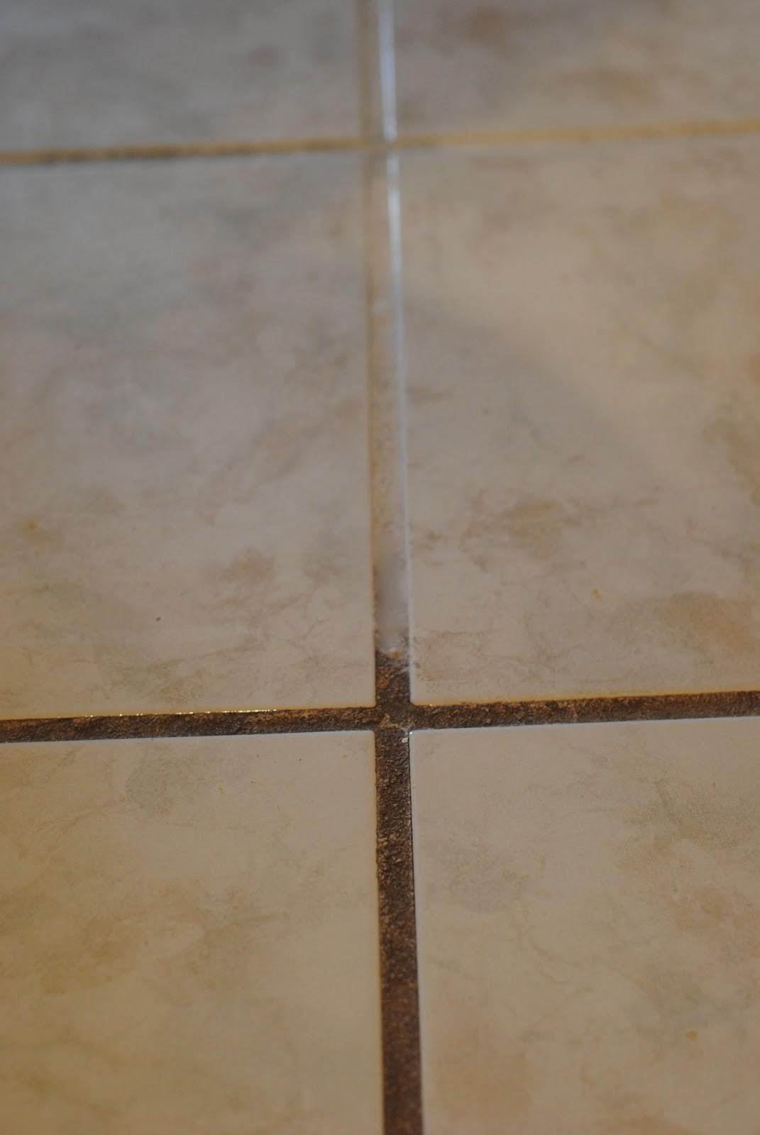 Tile Grout Floor Cleaning Sealing Ceramic Stone