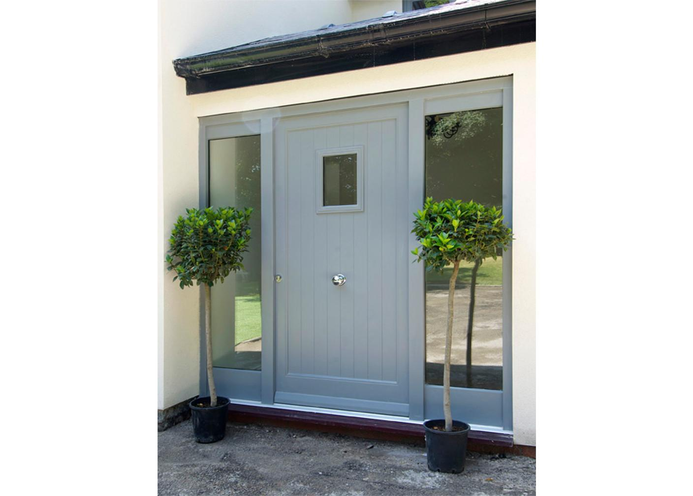 Timber Entrance Doors Wooden Front Mumford Wood