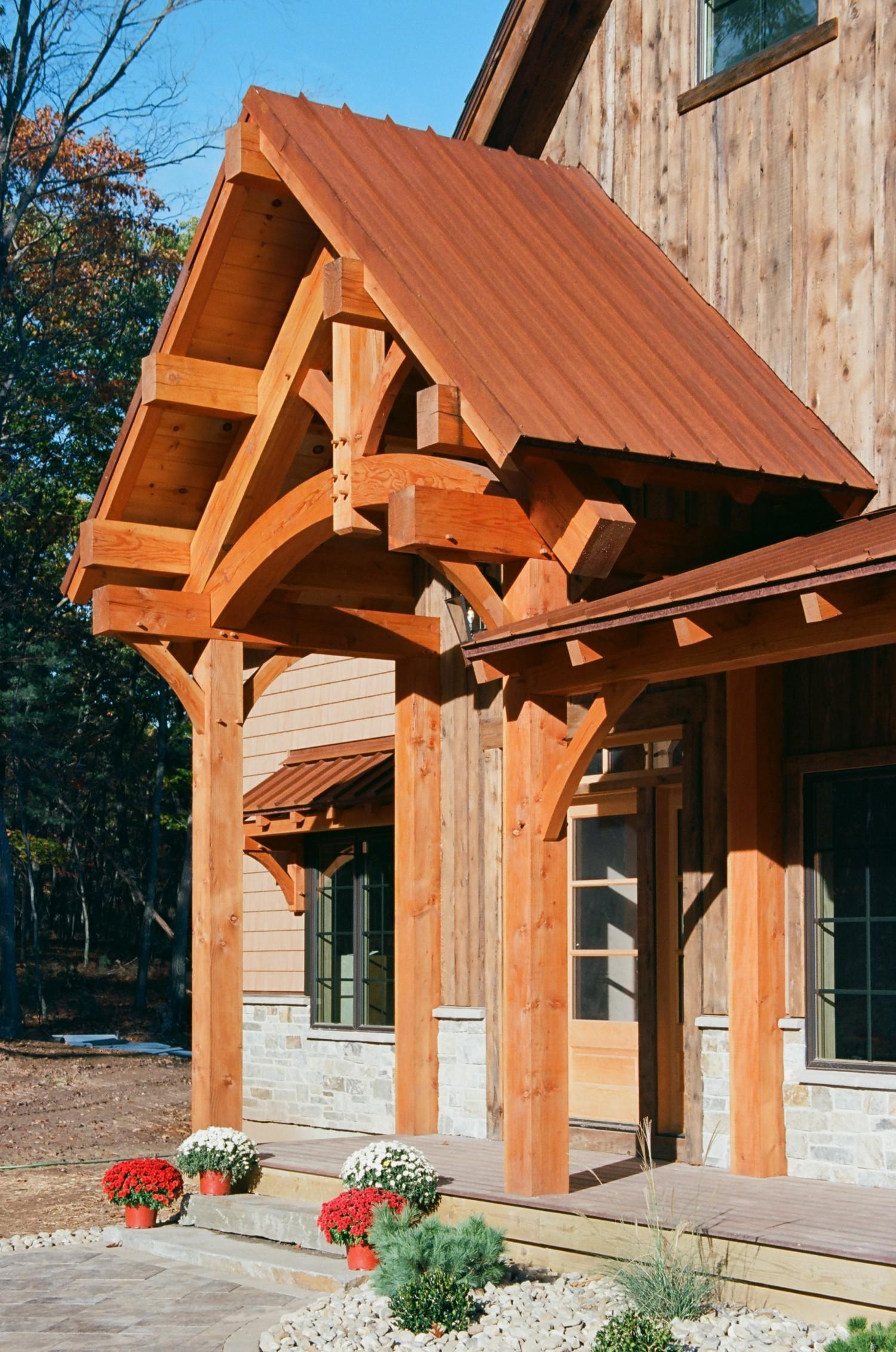 Timber Frame Home Photos Barn Yard Great Country