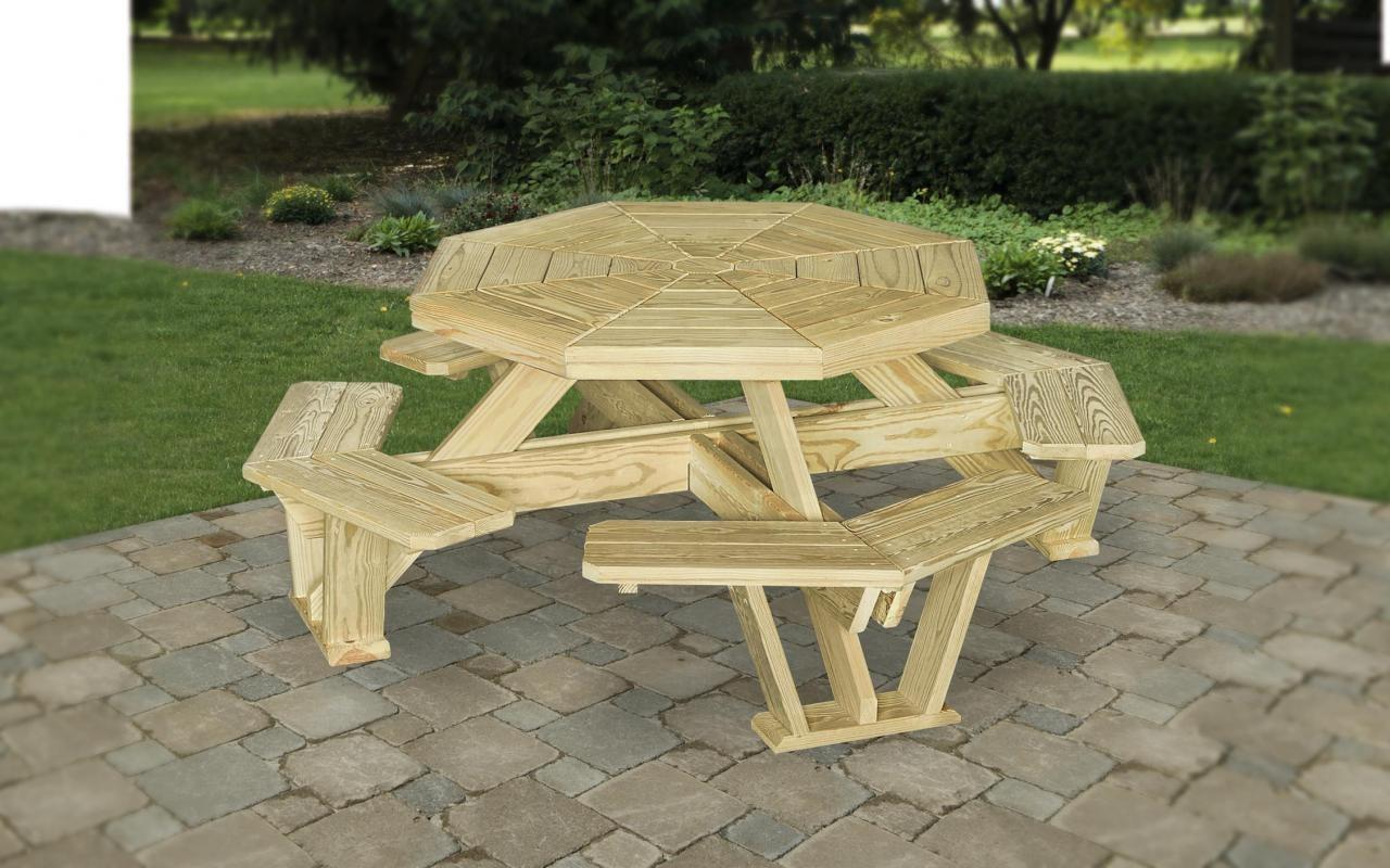 Timber Garden Table Chairs Dining Spotted Gum