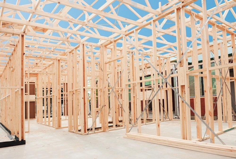 Timber Steel Frames Home Building New Living Homes