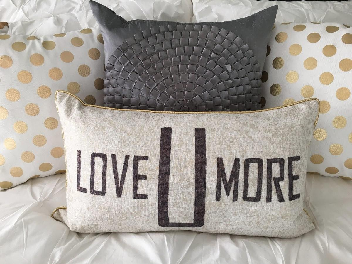 Time Create Diy Personalized Throw Pillows