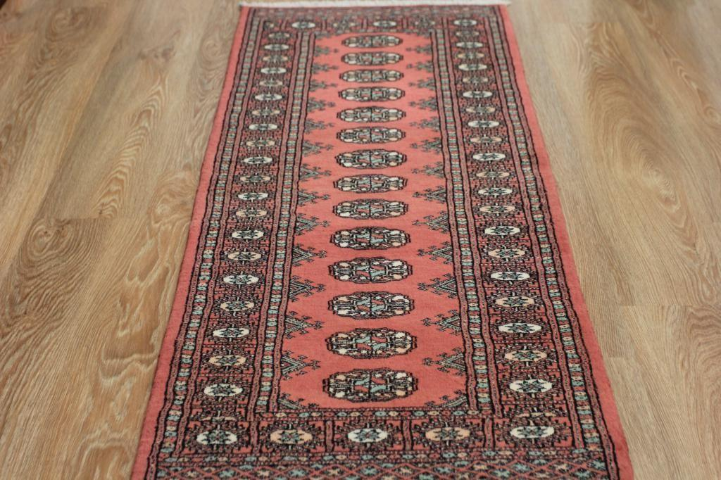 Timeless Rare Pink Persian Runner Rugs High End