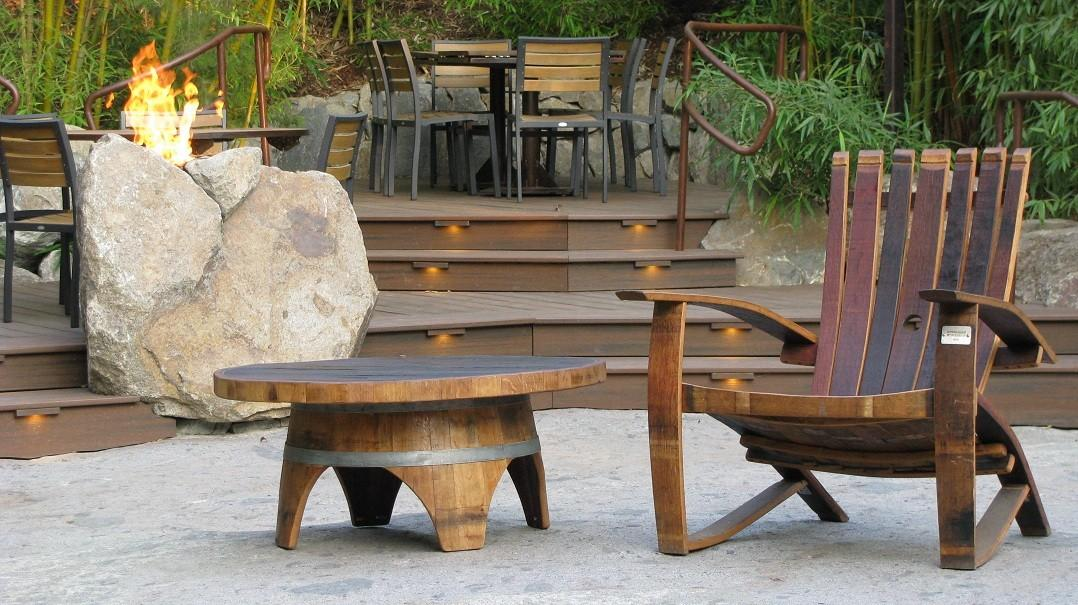 Timeless Style Reclaimed Wood Furniture Hungarian