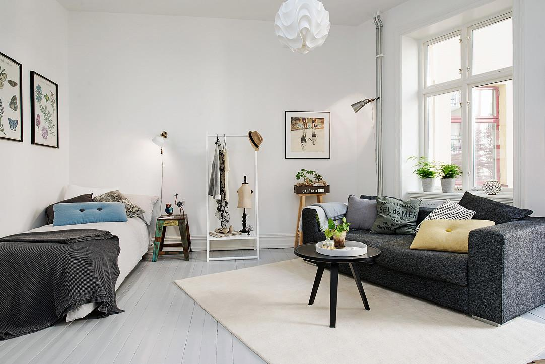 Tiny Apartments Roundup 500 Square Foot Less Spaces