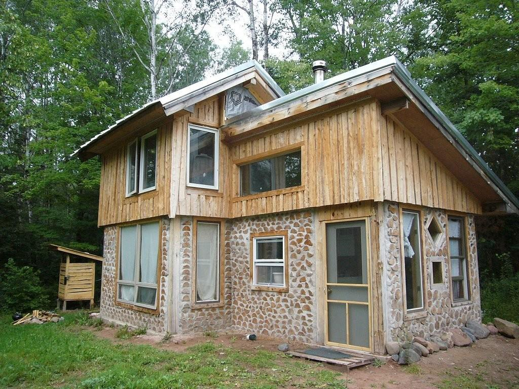 Tiny Home Built Several Years Ago Using Green