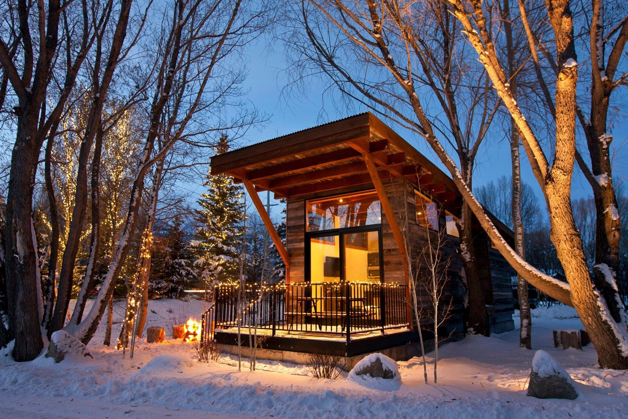 Tiny Home Hotels Test Driving Micro Living Curbed