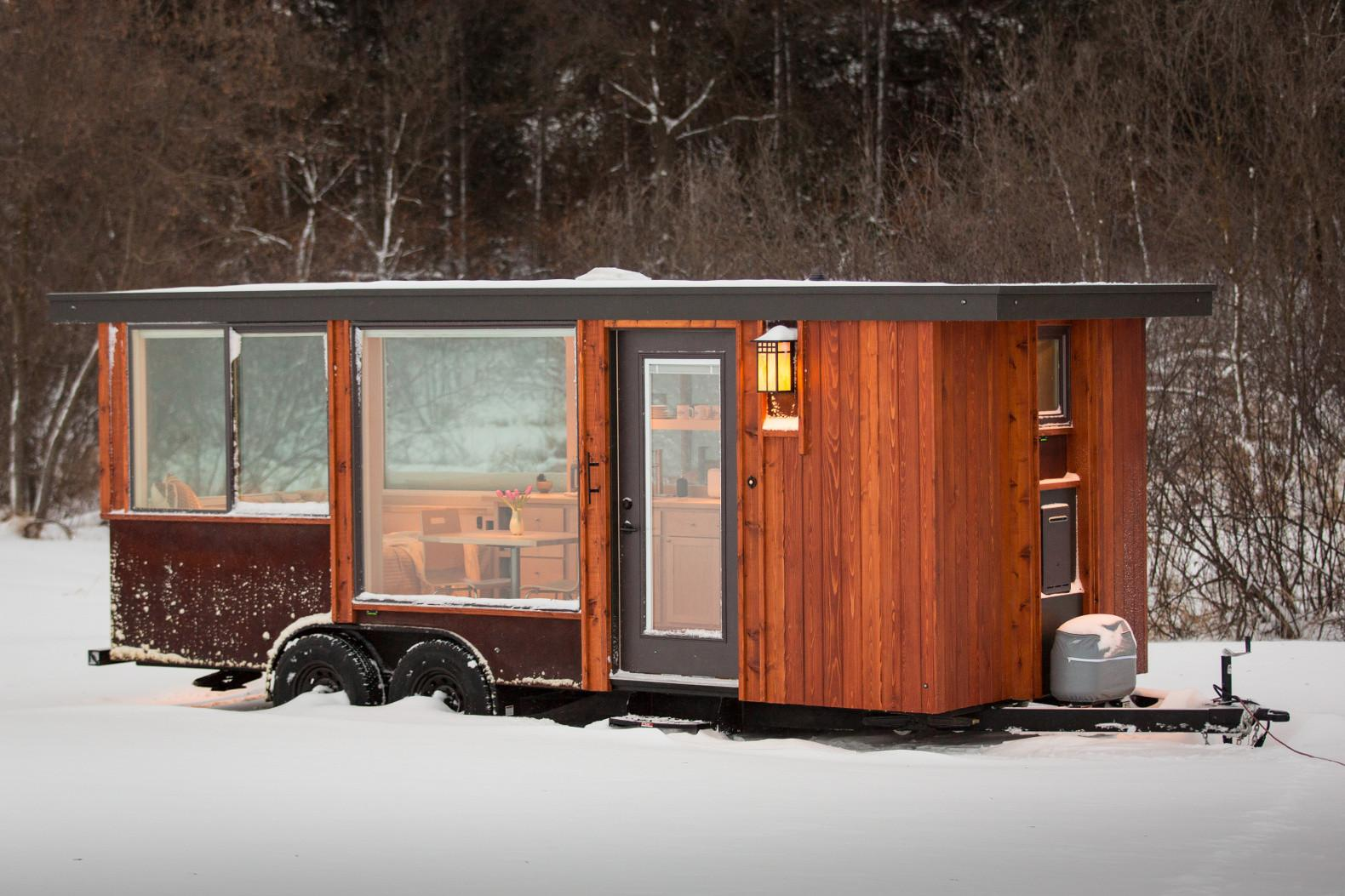 Tiny Home Wheels Lets Change Your Vista