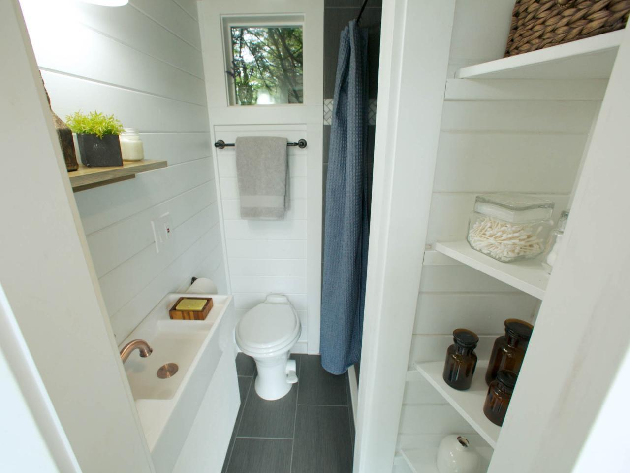 Tiny House Bathrooms Packed Style