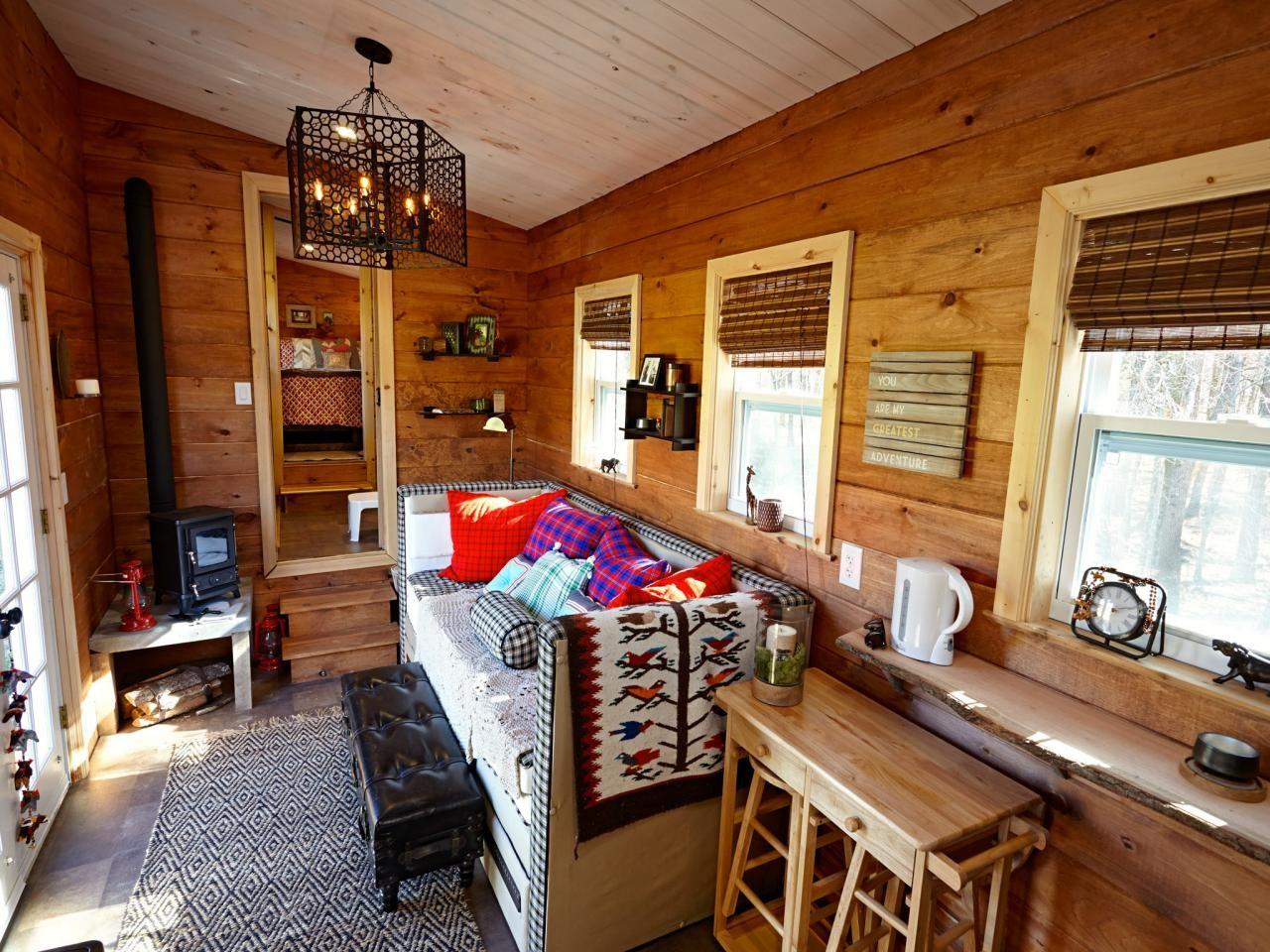 Tiny House Big Living These Itsy Bitsy Homes Feature
