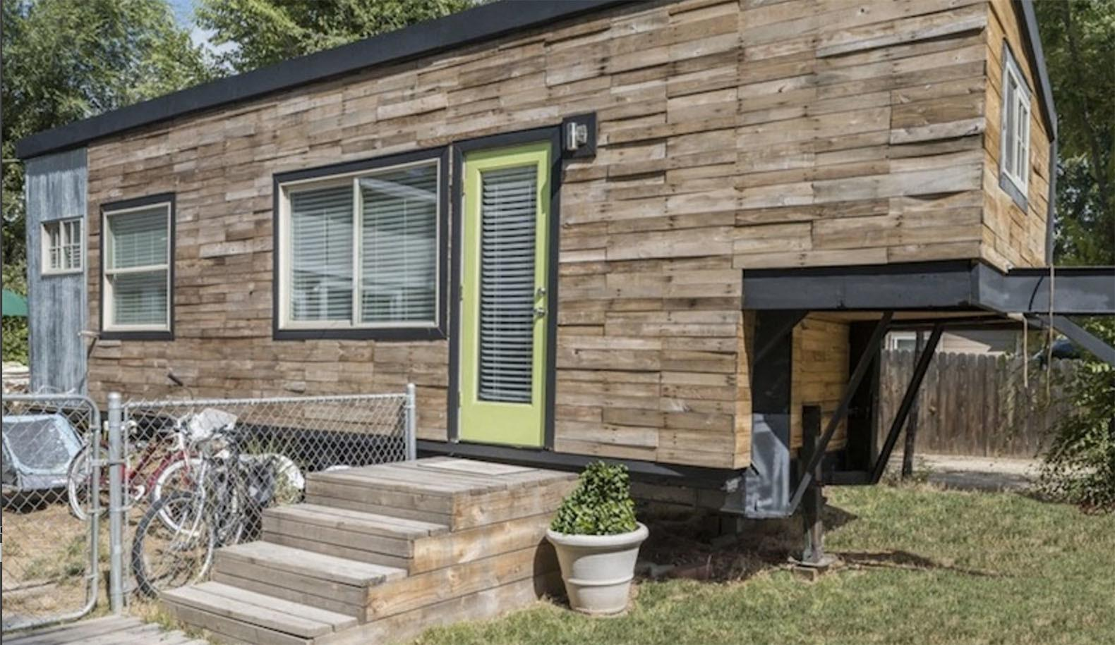 Tiny Houses Sale Floor Plans Listings New Frontier