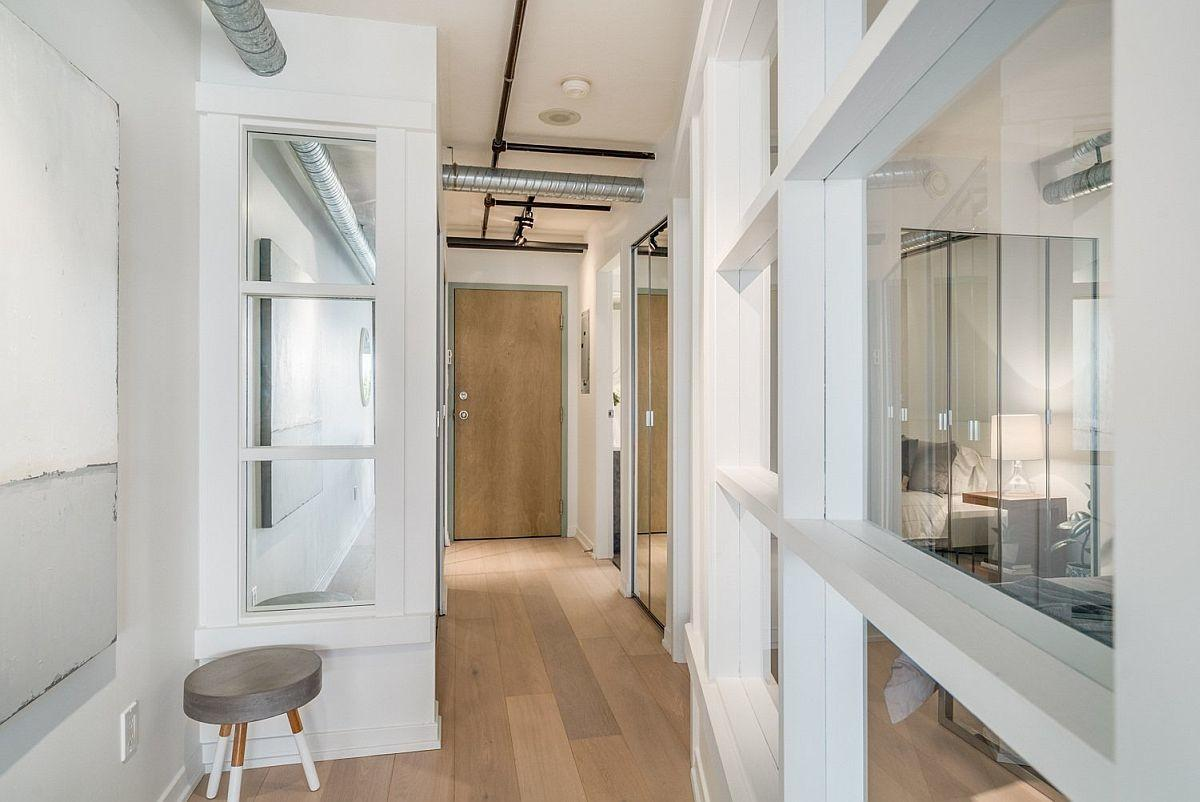 Tiny Industrial Loft Vancouver Charms Ocean