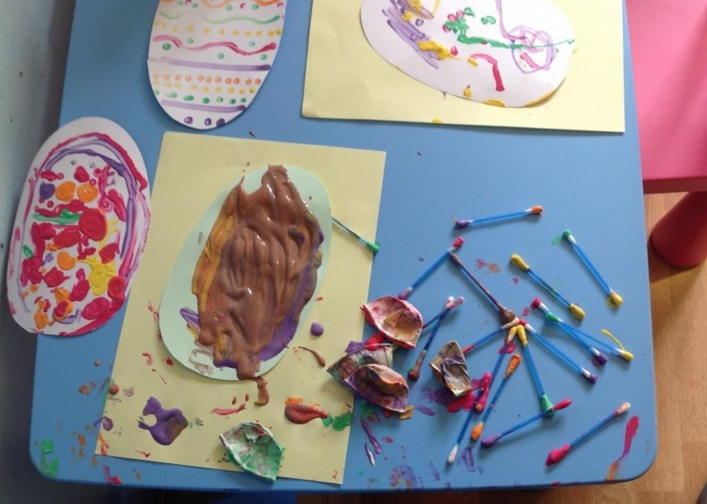 Tip Easter Egg Decorating Clare Little Tots