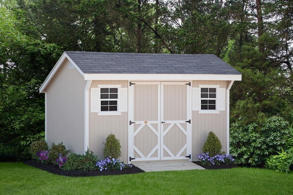 Tips Building Your Own Storage Shed