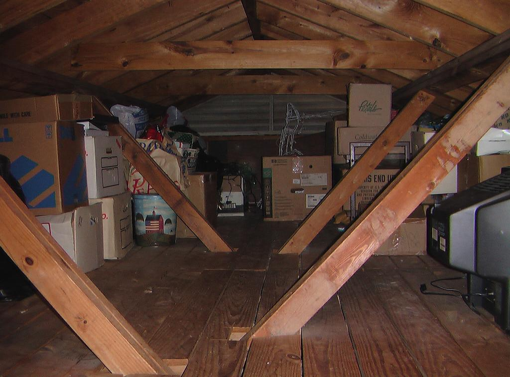 Tips Clean Your Home Attic Guys