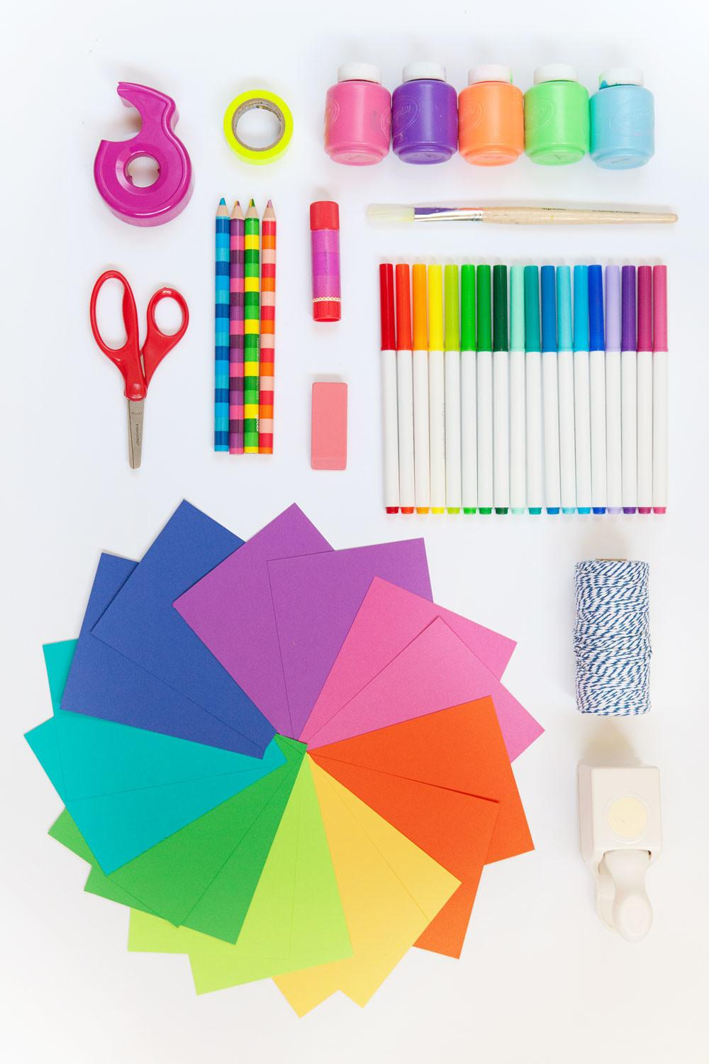 Tips Crafting Kids Fun Diy Tell Love Party