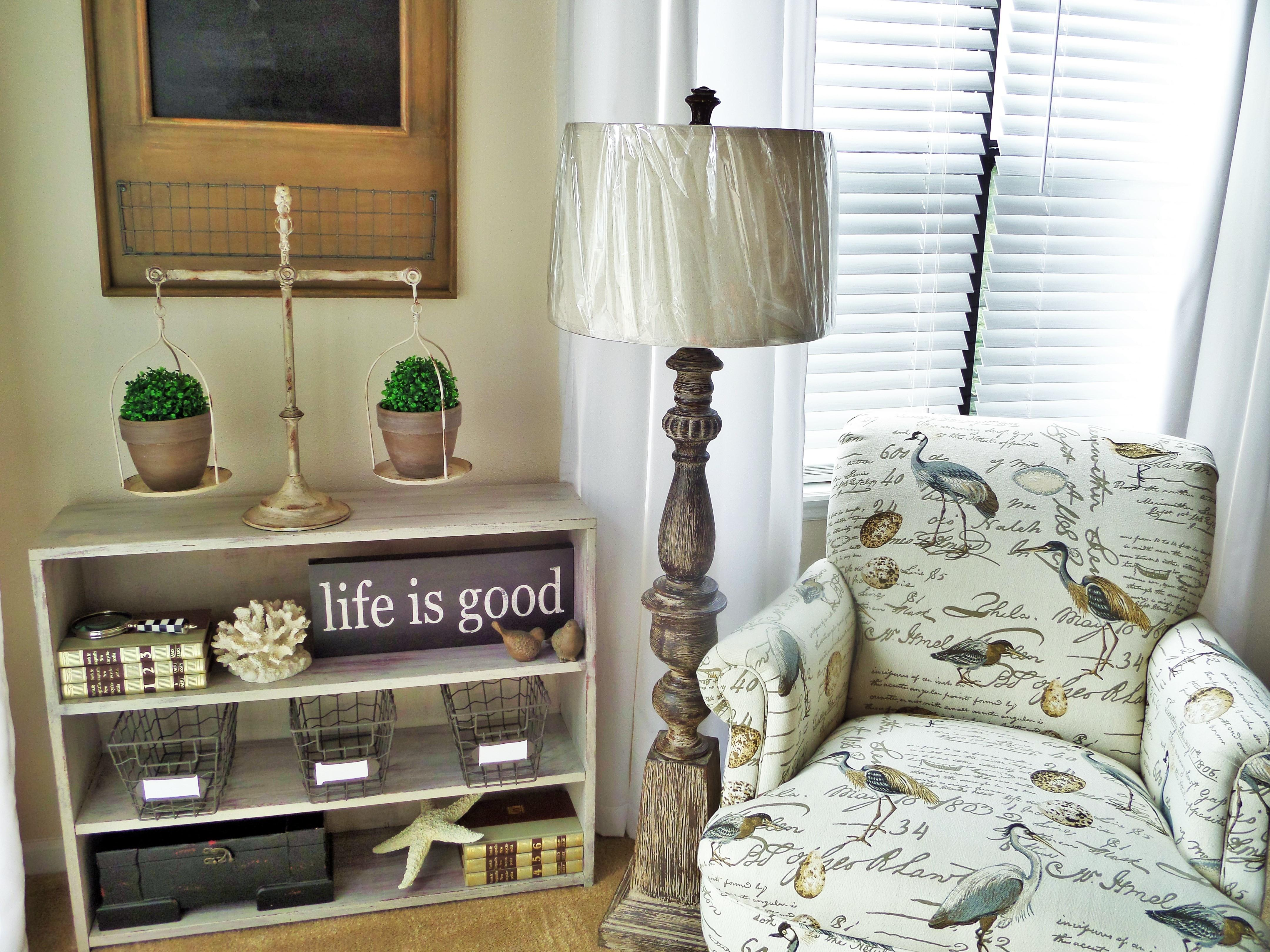 Tips Create Cozy Reading Nook Guest Denise