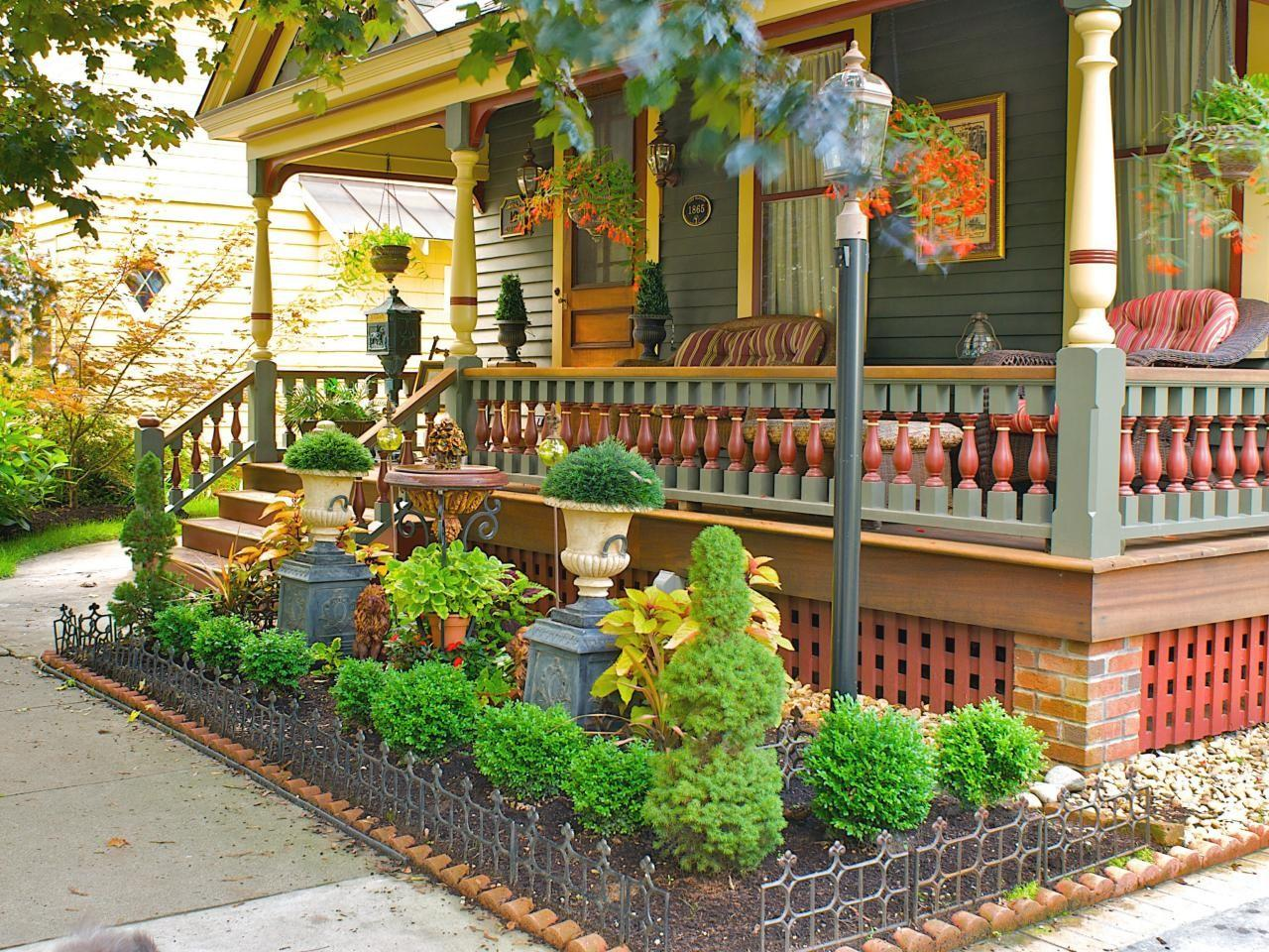 Tips Creating Gorgeous Entryway Garden Landscaping