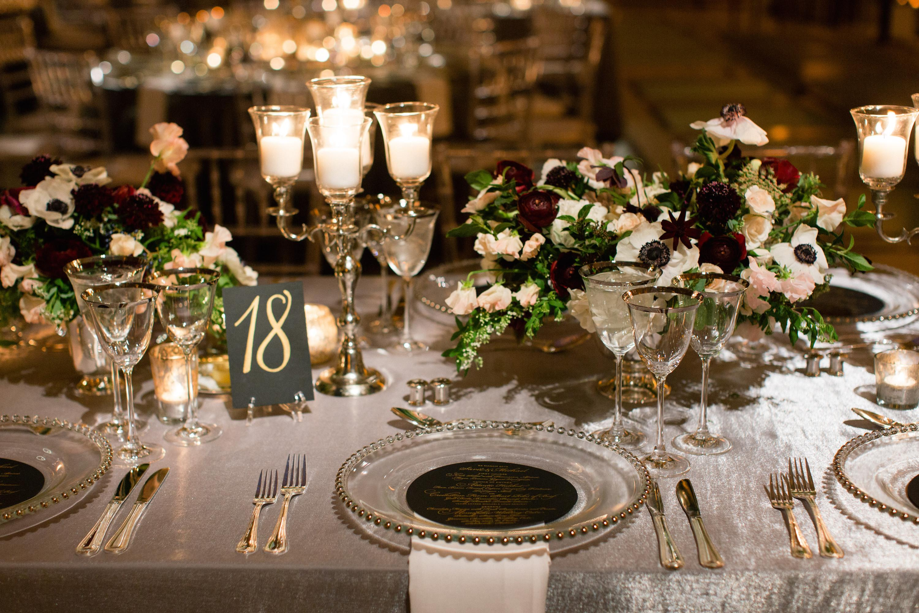 Tips Creating Perfect Tablescapes Wedding