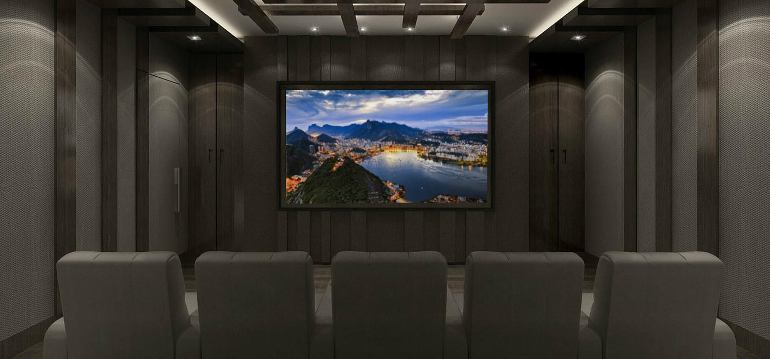 Tips Dealing Right Home Theater Design