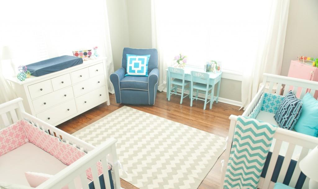 Tips Decorating Twins Project Nursery