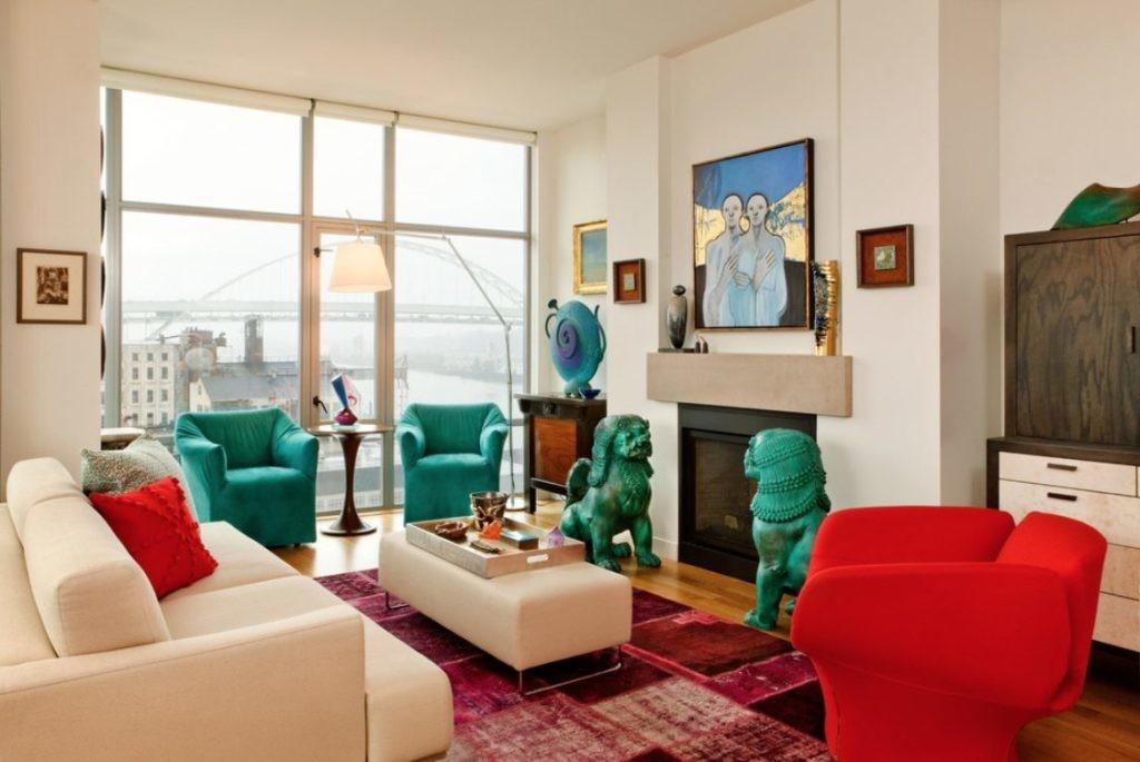 Tips Ideas Eclectic Interior Design Style Virily