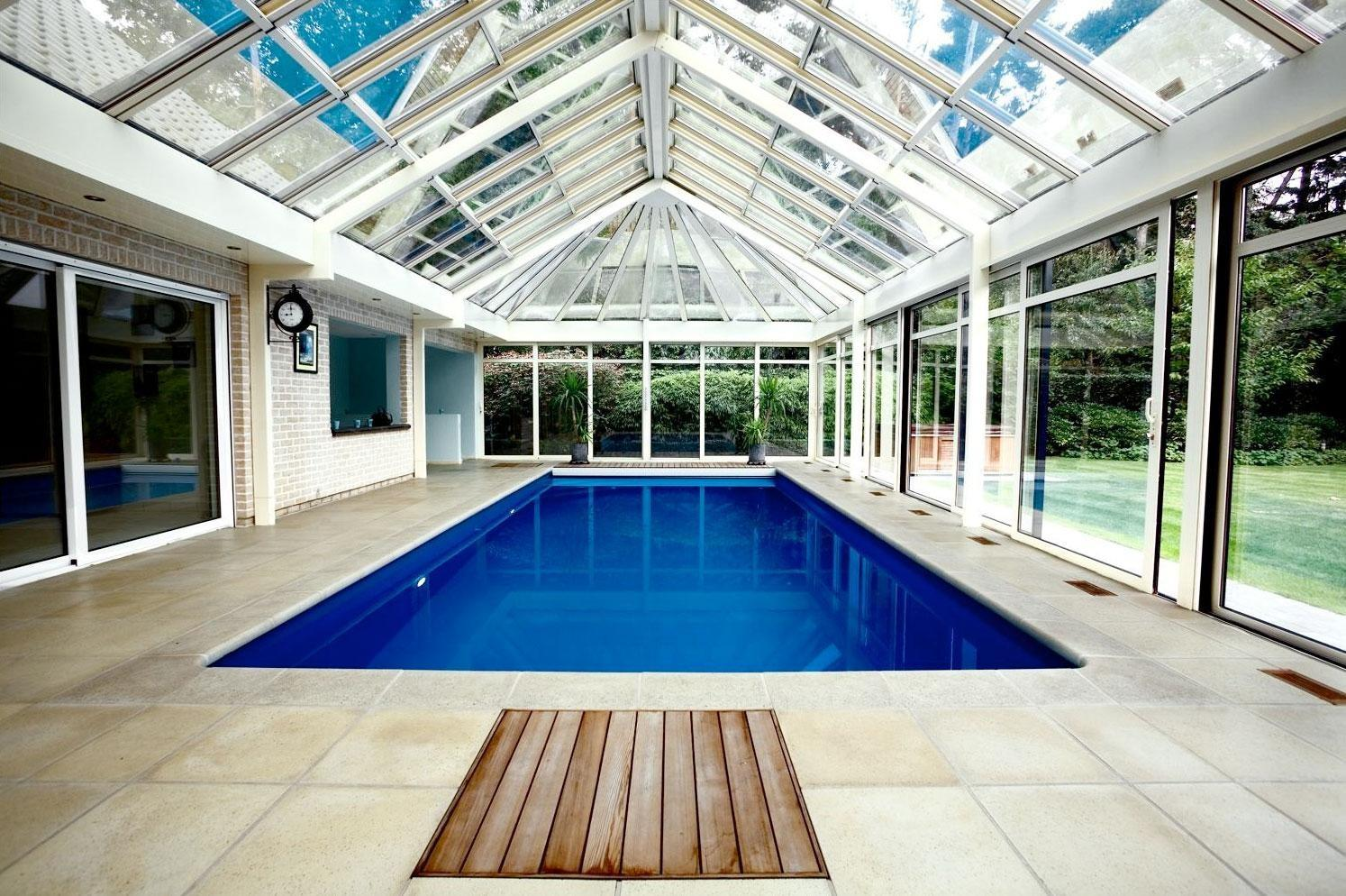 Tips Indoor Swimming Pool Design Have Know