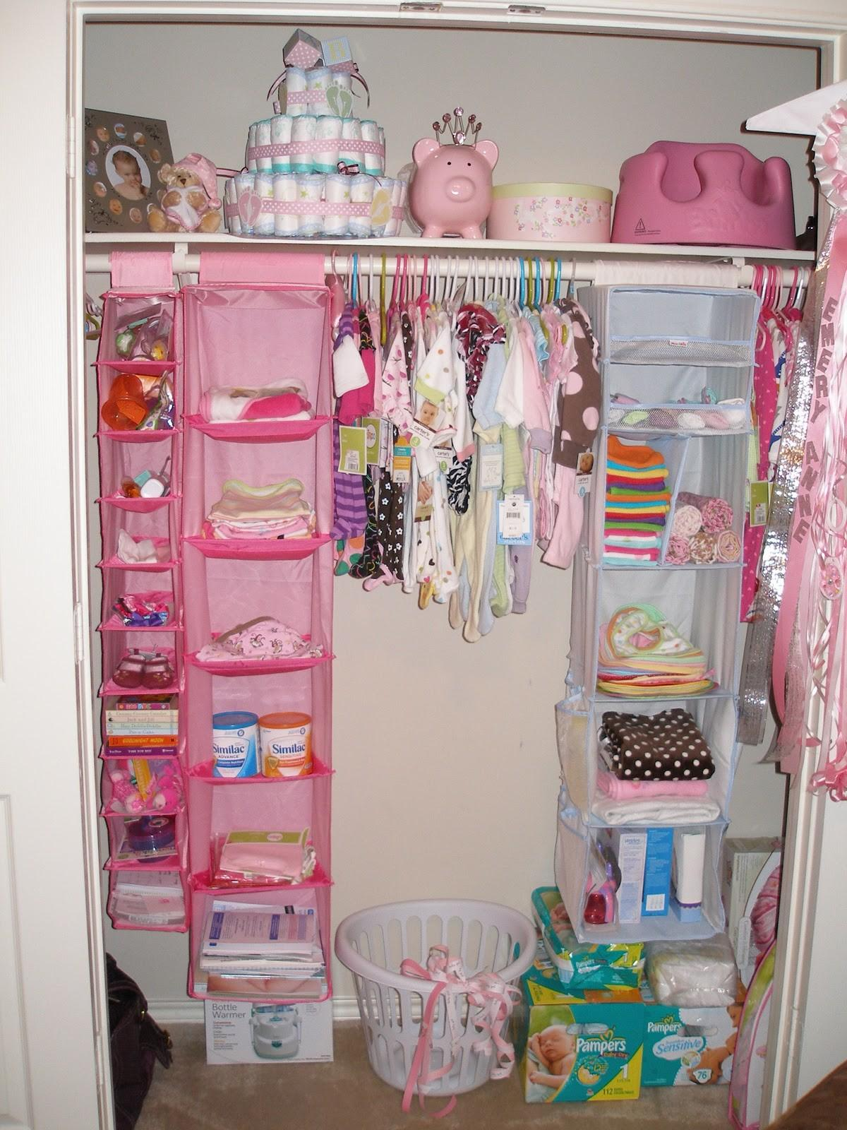 Tips Make Nursery Closet Organizer Always Neat