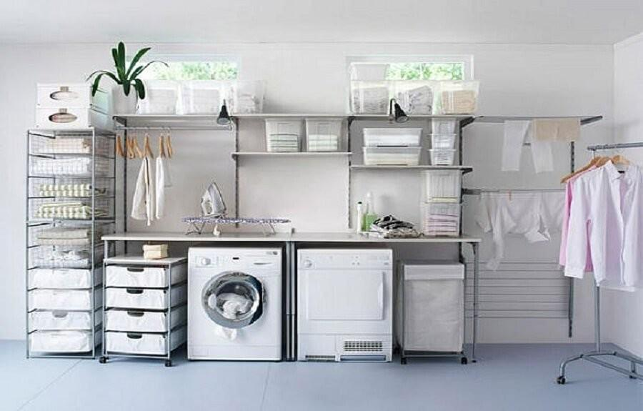 Tips Make Your Laundry Room Design Efficient