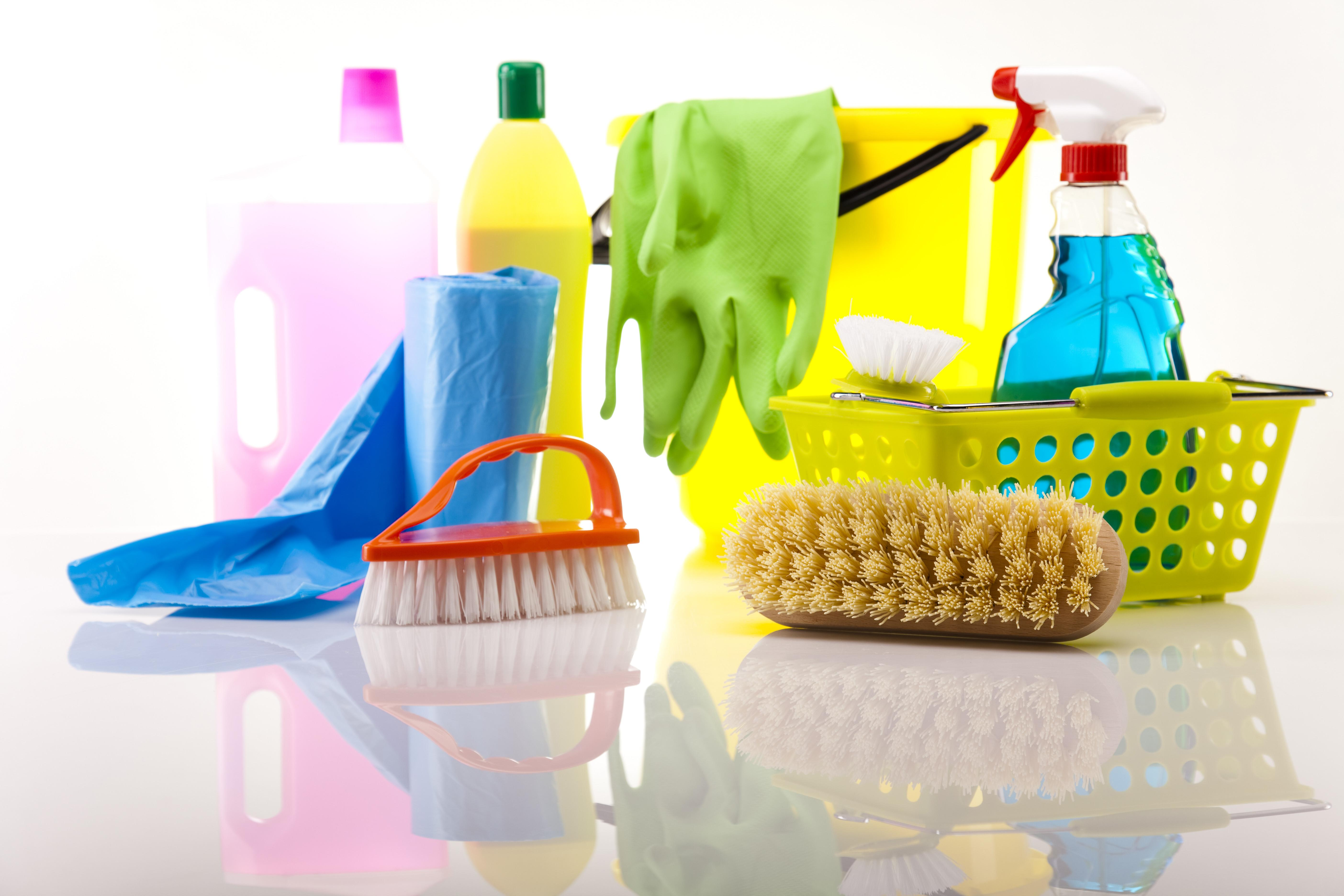 Tips More Effective Spring Cleaning