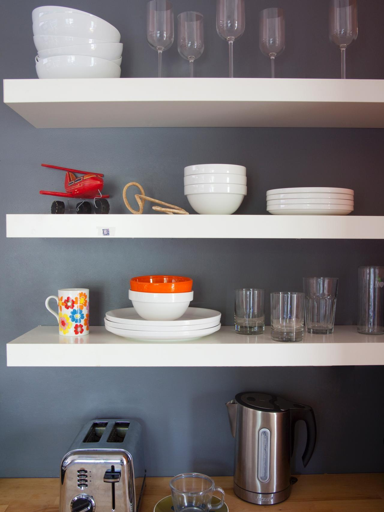 Tips Open Shelving Kitchen Ideas