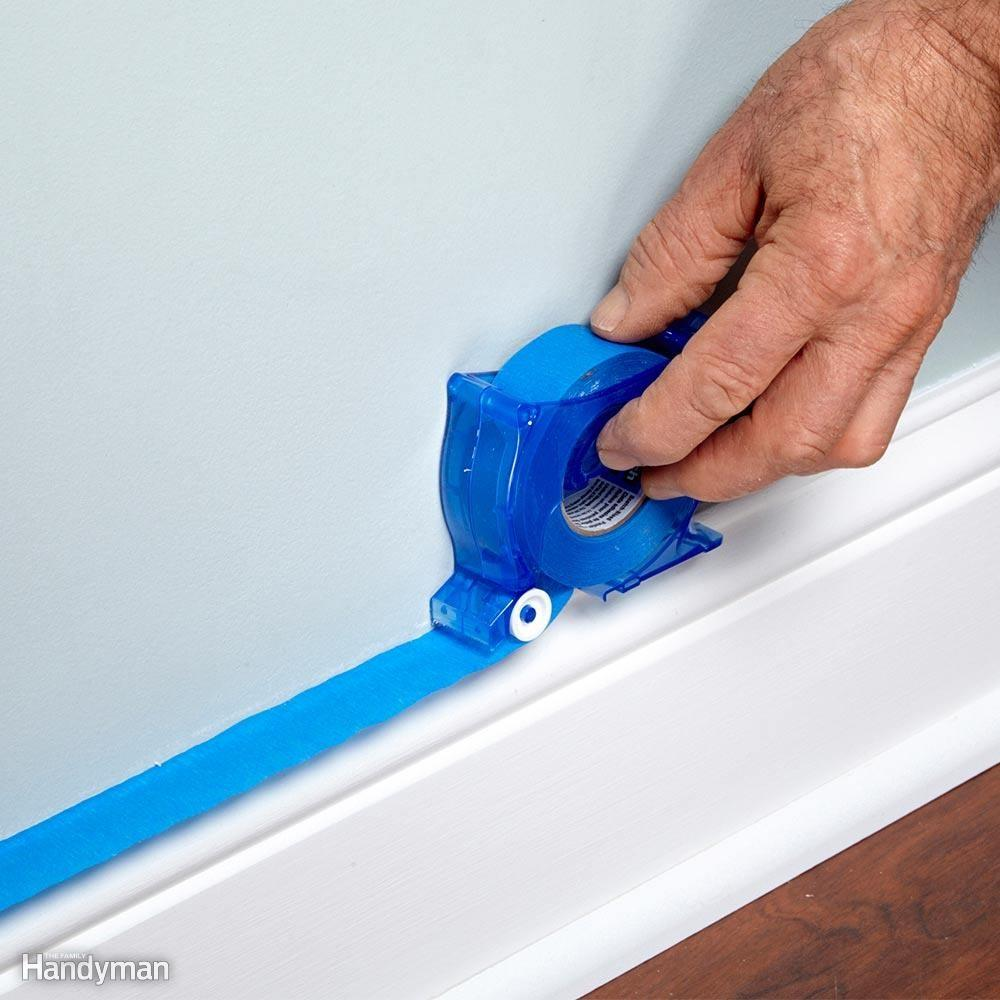 Tips Painters Tape Family Handyman