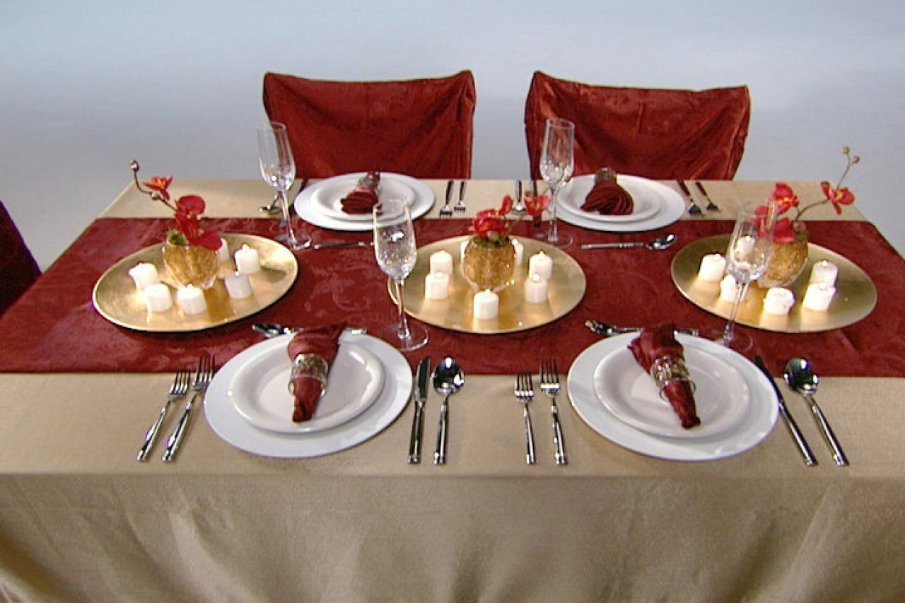 Tips Setting Formal Informal Thanksgiving Table