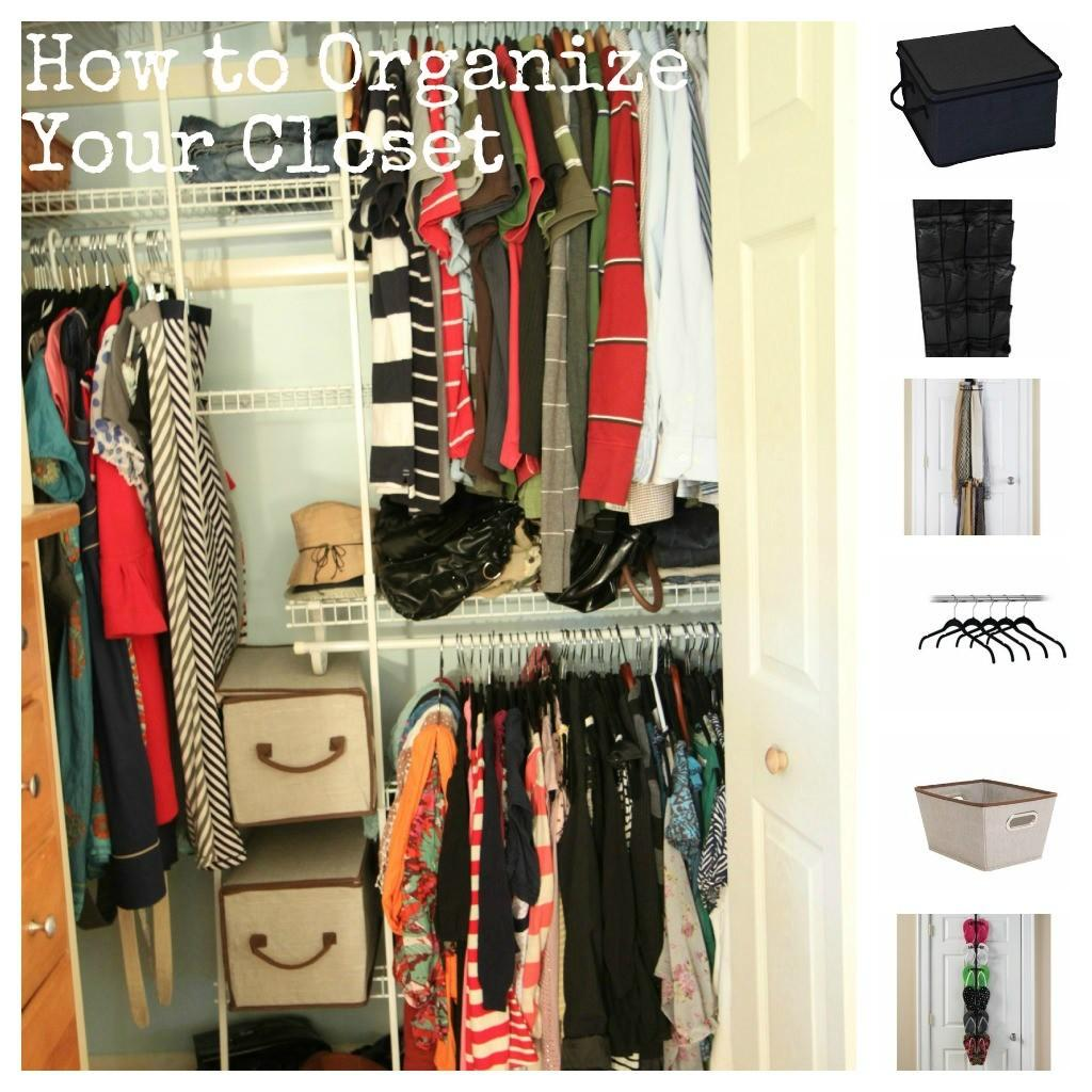 Tips Tools Affordably Organizing Your Closet