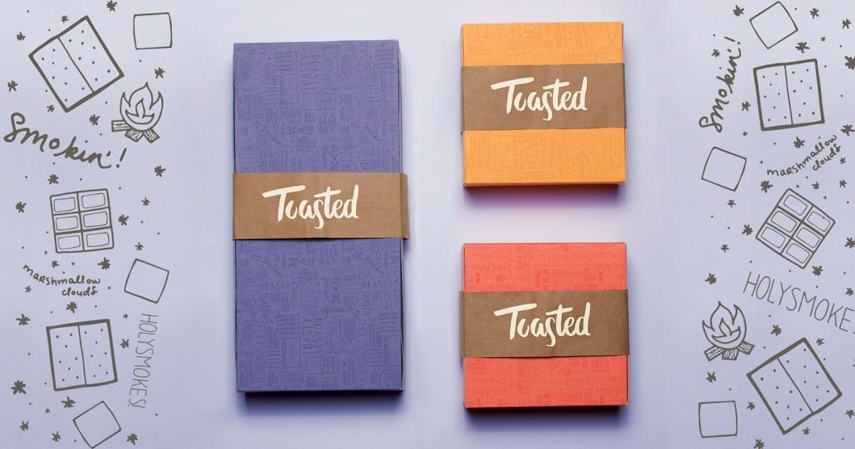 Toasted Student Project Packaging World