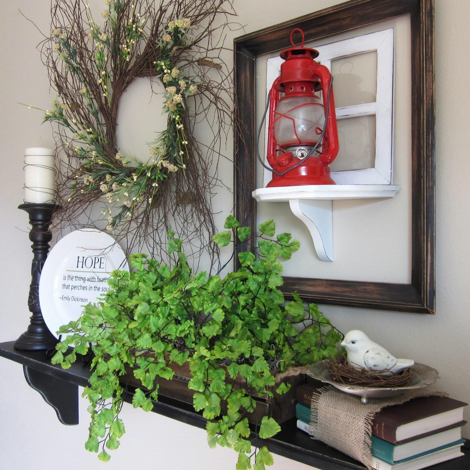Today Fabulous Finds Thrifty Spring Decor